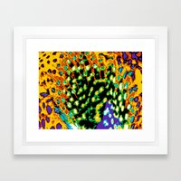 Abstraction #1 Framed Art Print
