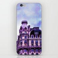 Ansonia - Storm iPhone & iPod Skin
