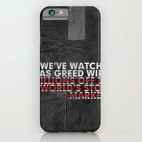 We've Watched As Greed... iPhone 6 Slim Case