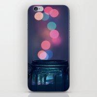 Bokeh Lighting Effects I… iPhone & iPod Skin