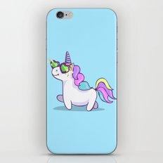 Fabulous Unicorn iPhone & iPod Skin