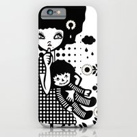 iPhone & iPod Case featuring Baby Doll by DesignDinamique