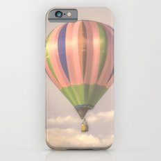 Magical pink balloon iPhone 6s Slim Case