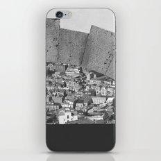 Napoli città nascosta iPhone & iPod Skin