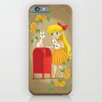 Retro Sailor Venus iPhone 6 Slim Case