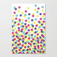 Surprise! Canvas Print