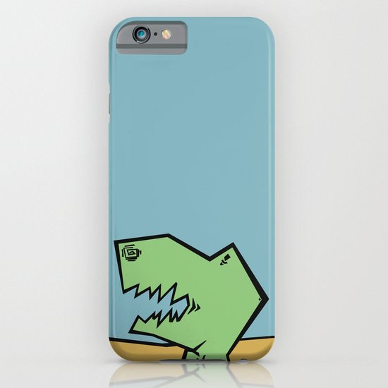 DINO BOY iPhone & iPod Case