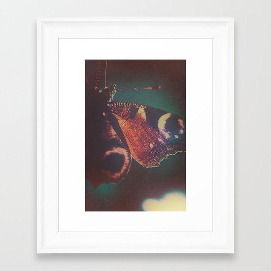 Butterfly III Framed Art Print