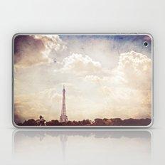 Paris in June Laptop & iPad Skin