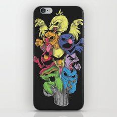 A Sesame Street Thriller iPhone & iPod Skin