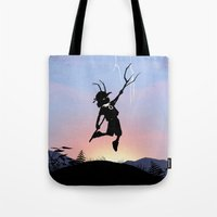 Loki Kid Tote Bag
