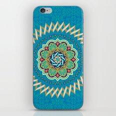 Swirl Tile Pattern iPhone & iPod Skin
