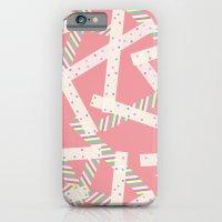 Washi [Pink] iPhone 6 Slim Case