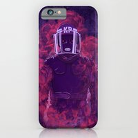 iPhone & iPod Case featuring Karma Police by victor calahan