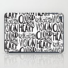 BE THOU MY VISION iPad Case
