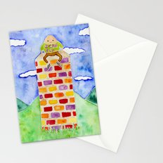 Humpty Dumpty - Before The Fall Stationery Cards