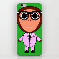 Cool monkey iPhone & iPod Skin