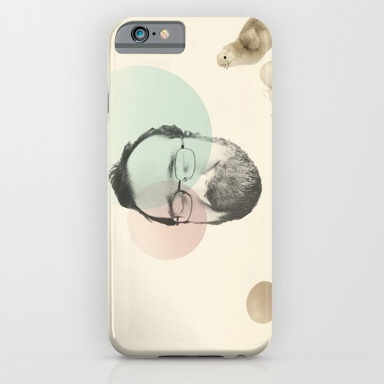 chicken and the egg iPhone & iPod Case