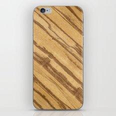 Divida Wood iPhone & iPod Skin