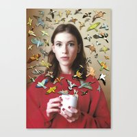 Everything At Once Canvas Print