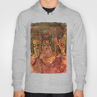 Zombies In A Red Dawn Ap… Hoody