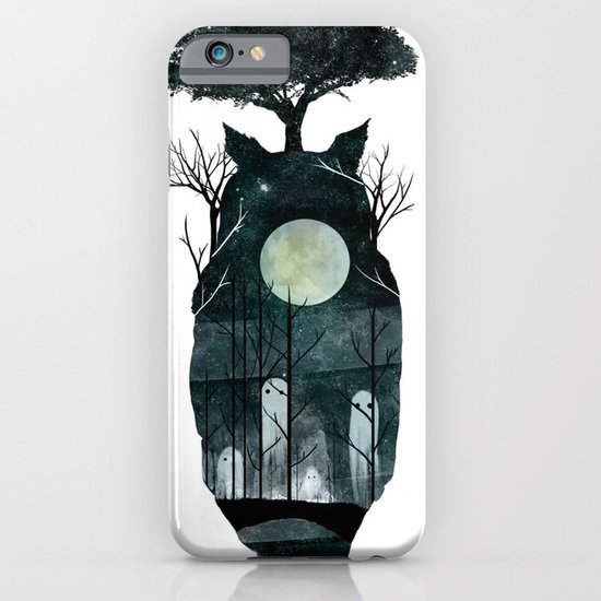 March of the Forest Spirits iPhone & iPod Case
