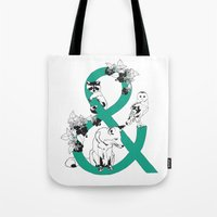 & then.... Tote Bag