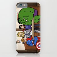 iPhone & iPod Case featuring Aftermath by jublin