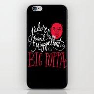 French Poppa iPhone & iPod Skin