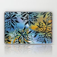 A Fall Walk Laptop & iPad Skin