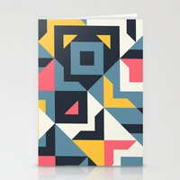DENSI 3 Stationery Cards