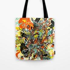 Triefloris Tote Bag