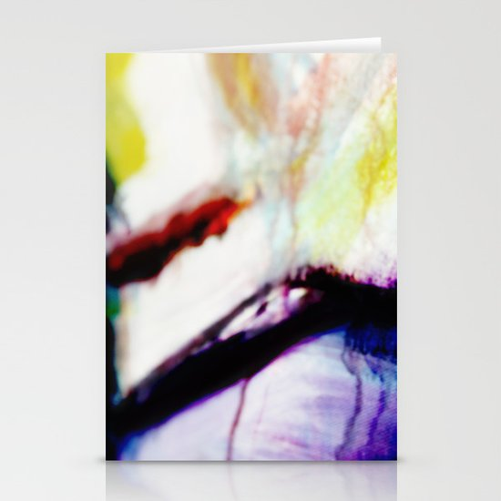 Laid to Rest Icon Stationery Card