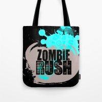 Zombie Rush - 2012 Tote Bag