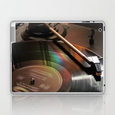 Vinyl Rainbow Laptop & iPad Skin