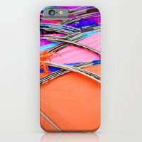 iPhone & iPod Case featuring Kity by -en-light-art-
