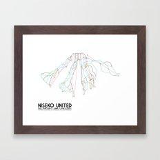 Niseko United, Japan - N… Framed Art Print