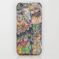iPhone & iPod Case featuring Æon by Trudy Creen