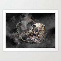 Zahn Der Zeit - Ravages … Art Print
