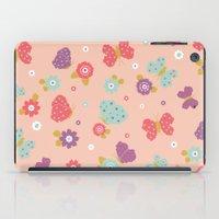 Butterfly Garden iPad Case