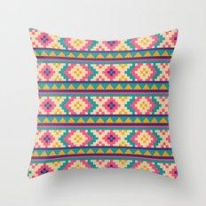 I Heart Patterns #016 Throw Pillow
