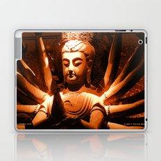durga, indian goddess Laptop & iPad Skin