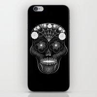 Hypnoskull iPhone & iPod Skin