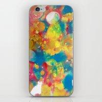Colour Mix II iPhone & iPod Skin
