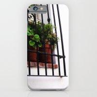 Whitewashed Walls iPhone 6 Slim Case
