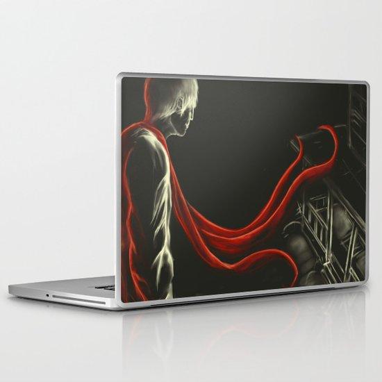 The stranger Laptop & iPad Skin