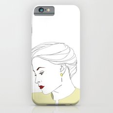 The Woman iPhone 6 Slim Case