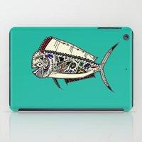 Mahi Mahi Color iPad Case