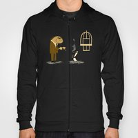 Fishface And The Blue Pe… Hoody
