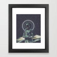 Origin II Framed Art Print